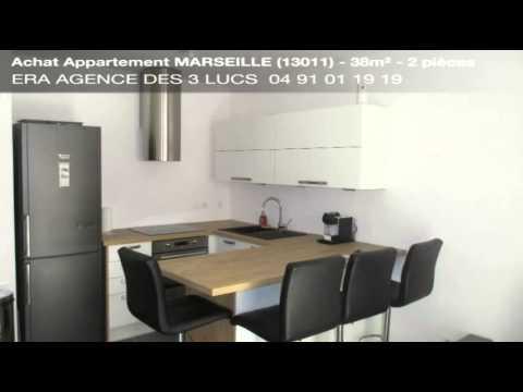 A vendre - Appartement - MARSEILLE (13011) - 2 pièces - 38m²