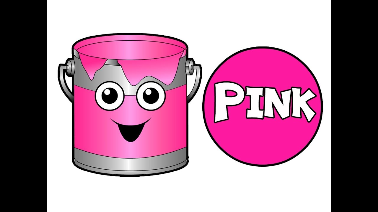 Pink Song | Learn Colors Song for Kids | Pancake Manor ...