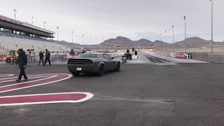 Redeye drag racing at LVMS
