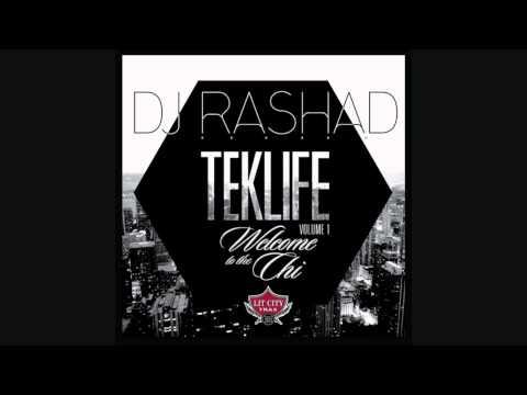 DJ Rashad - Trap Back
