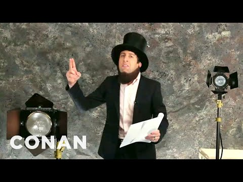 "Nic Cage's ""Lincoln"" Lost Audition Reel"