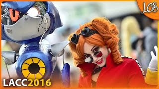 Los Angeles Comic Con 2016: Cosplay Music Video - Sneaky Zebra