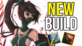 NEW BROKEN BUILD? DISRUPTION AKALI BUILD IS AMAZING! (INFINITE DAMAGE,MOBILITY,CC) League of Legends