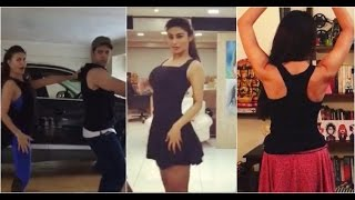 Beat Pe Booty Challenge | Compilation | From Hrithik To Mouni All Took The #BeatPeBooty challenge