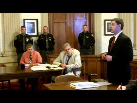 Michael Fay was sentenced Monday, Nov. 18, 2013, to 60 years to life in prison for murdering teenage brothers, Blake and Blaine Romes. During his sentencing hearing, statements were read from...