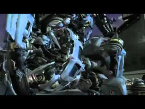 =2 Transformers - The Game - Autobots Cut Scenes part 2