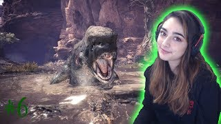 JYURATODUS FIGHT! - Monster Hunter World Playthrough - Part 6