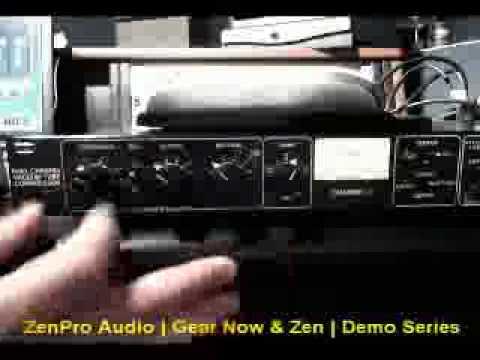 Drawmer 1968 Compressor @ ZenPro Audio