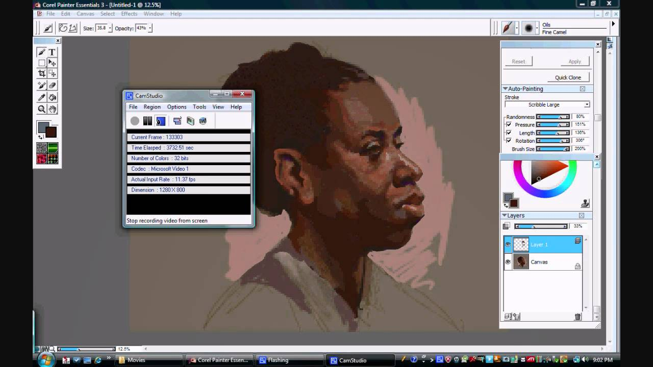 Corel painter essentials 3 tutorials