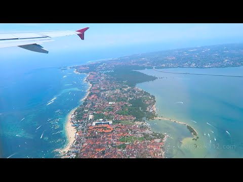 Air Asia Flight - Bali to Bangkok - January 2016