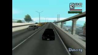GTA SA - mod cars mitsubishi lancer evolution sound toyota supra 1200HP Engine.