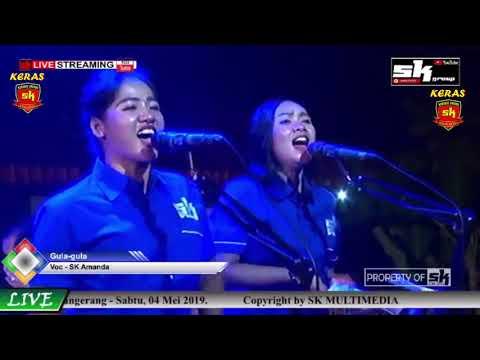 Download SK AMANDA - GULA GULA - KERAS  kerabat amanda sk Mp4 baru