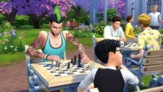 The Sims 4 (New Emotions Trailer)