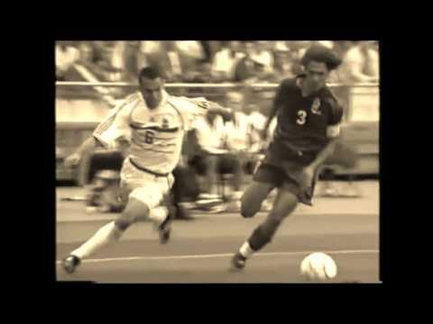 Paolo Maldini vs Zidane y Djorkaeff