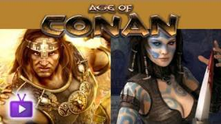 ★ Age of Conan - Gameplay First Impressions! - TGN