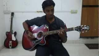 Yaaron dosti KK rockford acoustic guitar chords cover.mp4