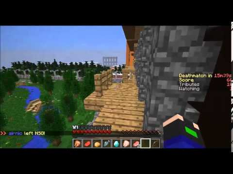 Talx plays: Minecraft minigame- Nexus survival games!