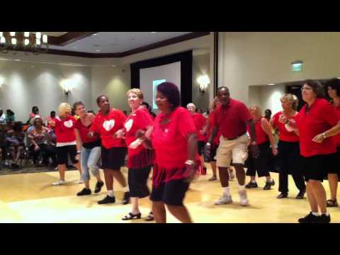 Atlanta Line Dance Conference 2012 Atlanta Ga video