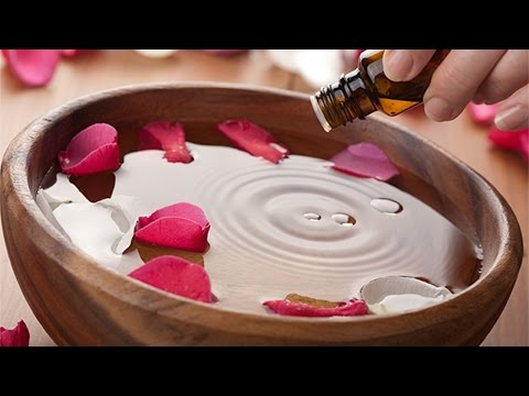 Como Produzir Cosm�ticos Naturais - �gua de Rosas