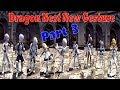 Dragon Nest Robot Gesture   Gesture Patah Patah