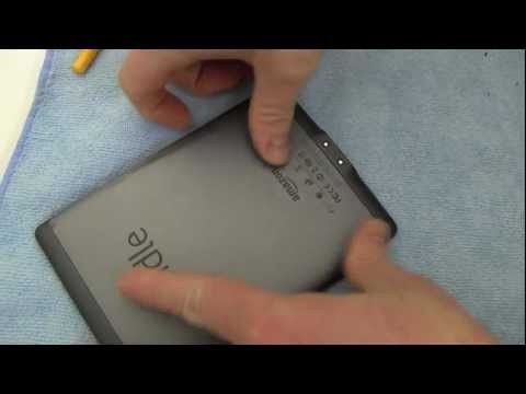 How to Replace Your Amazon Kindle 4th Gen Battery