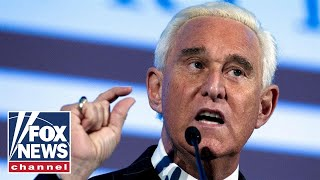Roger Stone hit with gag order over 'threatening' post