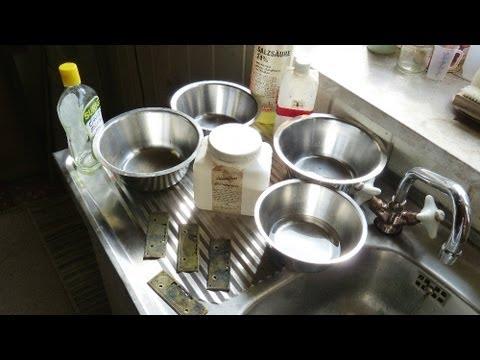 Messing Reinigen Zitronensäure : versuchsreihe messing kupfer bronze reinigen youtube ~ Lizthompson.info Haus und Dekorationen