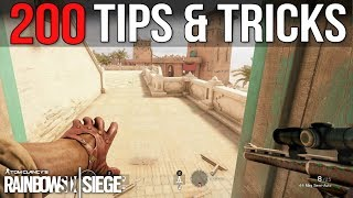 200 Tips and Tricks - Learn Beyond Everything - Rainbow Six Siege