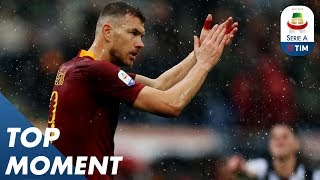Džeko finds home goal after a year! | Roma 1-0 Udinese | Top Moment | Serie A