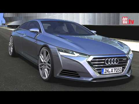 Insider - Audi A9, A7, Sport Quattro