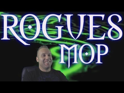 Swifty Mists of Pandaria Rogues (gameplay/commentary)