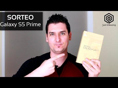 SORTEO Samsung Galaxy S5 Prime