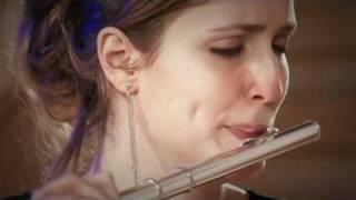 Bach Es-dur Sonata flute - BWV1031 Siciliano -Pete Lilla