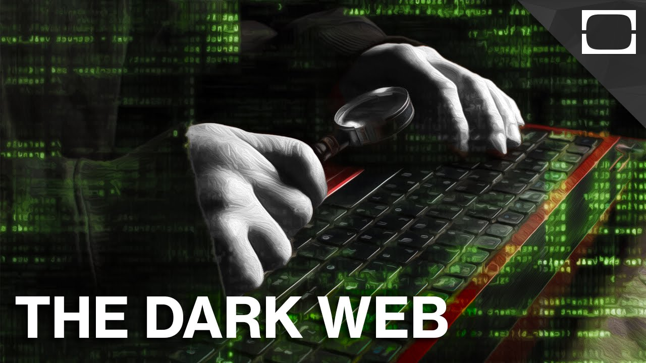 how to find the dark web