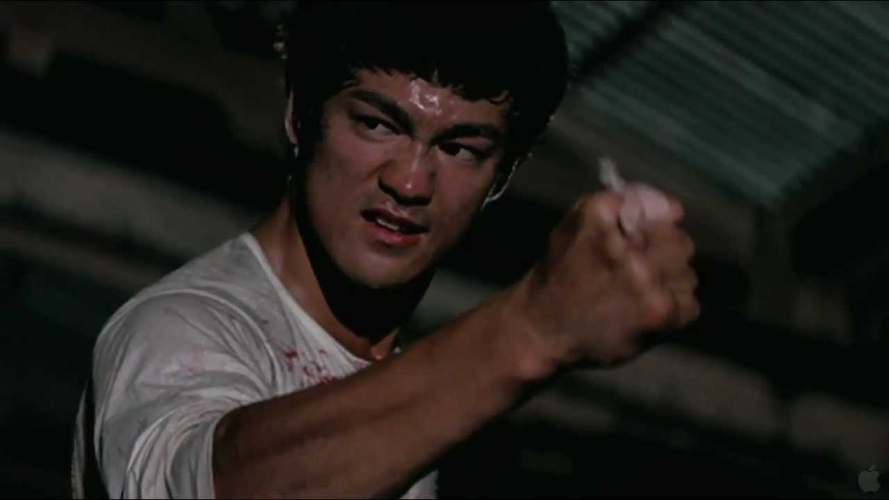 Bruce lee movie trailer
