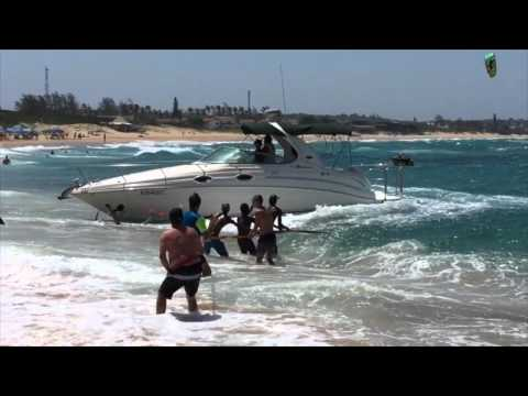 Bayliner Fail Mozambique Ponta do Ouro