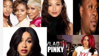 """More Bad News for """"The Chi"""" Actor Jason Mitchell * Jada Pinkett-Smith Confesses *  Cardi B Cancelled"""
