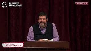 M.Fatih Çıtlak ile Mesnevî Okumaları (16.02.2019)
