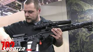 Remington Arms Chassis System at the 2011 SHOT Show