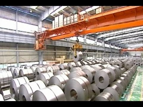 China's Steel Association Warns Against Increasing Output