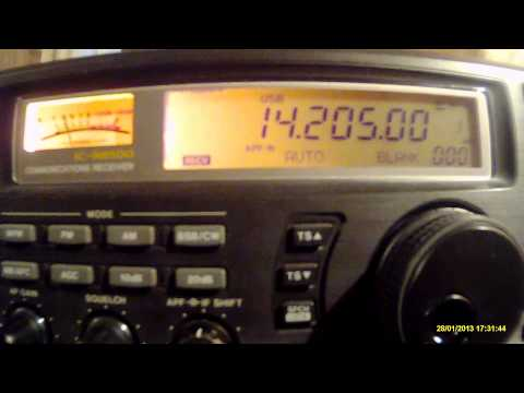 14205khz,Ham Radio,W8FHF(NORWICH, OH,United States)