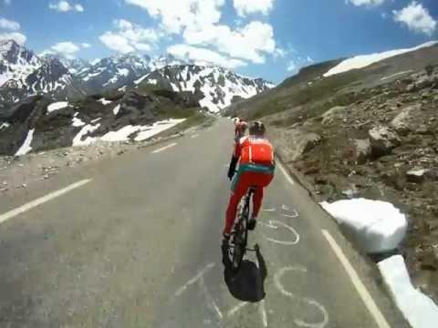 Col du Galibier Ouvert voor het Rijlaarsdam Transport Cycling Team.