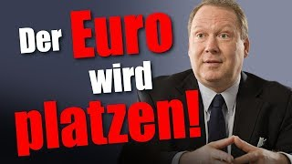 Max Otte: Deutschland muss raus aus dem Euro – sonst sind wir bald pleite // Mission Money