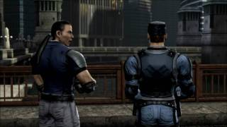 "Mortal Kombat 9 2011, Stryker Story Part 1 of 2 ""Shoot First and ask Questions""  Later"" HD"