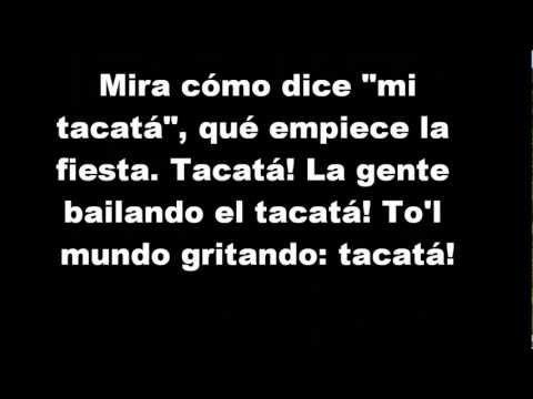 Tacatà Con Letra - Lyric   Romano & Sapienza   Primo Testo Originale E Corretto! video