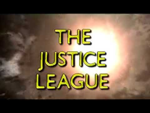 Cool Justice League Trailer - please read the info at side