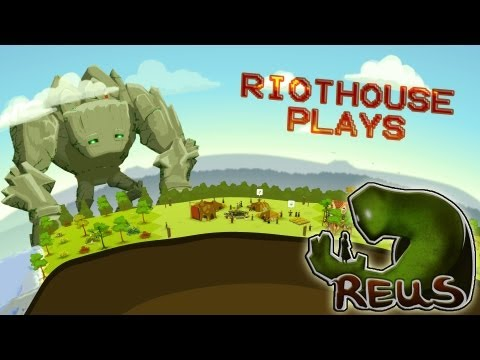 Let's Play Reus - A God Game