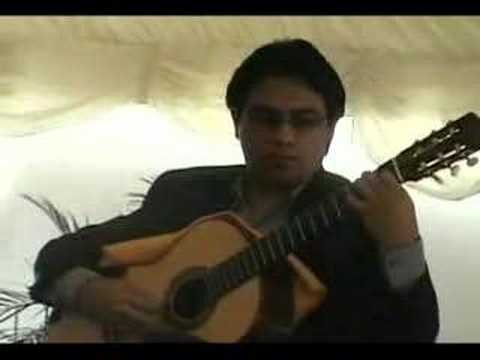 Cueca - Arr. by Antonio Lauro - Richard Arellano guitar