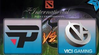 [PT-BR] paiN Gaming vs Vici Gaming - Dota 2 The International 8