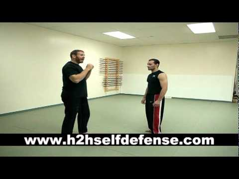 Self-Defense Fighting Stance and Entrance Technique Image 1